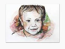 Obrazy - Portrét na objednávku - 9631868_