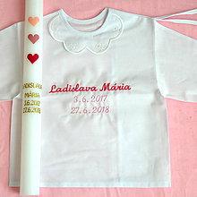 Svietidlá a sviečky - Set Modesty pink - 9631907_