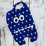 Textil - Pyžamožrút domáci  (Modrá) - 9630766_