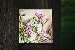 Obrazy - jardín - 9630074_