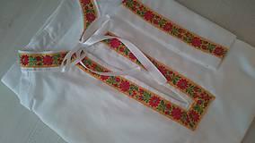 Košele - Pánska krojová košeľa - 9635200_
