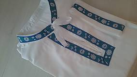 Košele - Pánska krojová košeľa - 9635210_