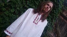 Košele - Pánska krojová košeľa - 9635233_