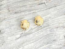585 zlaté pecky Mušličky