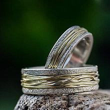 Prstene - Prepletené cesty osudu pre Nikol - 9635801_