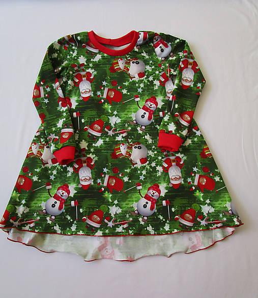 b49e56a0ce14 Vianočné šaty   JAart - SAShE.sk - Handmade Detské oblečenie