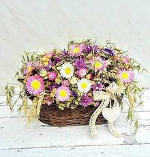 Dekorácie - Prírodná dekorácia - 9634520_