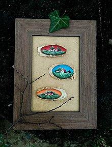 Obrazy - Inšpirované prírodou - oranžové nebo - 9635849_