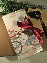 Papiernictvo - Garden zápisník - 9634298_