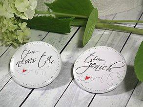 Odznaky/Brošne - Svadobní hostia II. odznaky - 9634156_