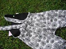 Detské oblečenie - Na traky-kratke - 9633524_