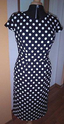 Šaty - Šaty botky - 9632940_