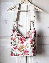 Veľké tašky - Šípová plátenná shopperka - 9633614_