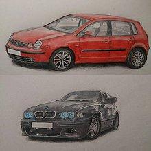 Kresby - Kresba auta - 9636108_