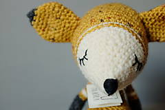 Hračky - líštička spinkáčik - 9635313_