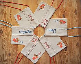 Iné tašky - Batohy na rozlúčku pre škôlkárov - 9633572_