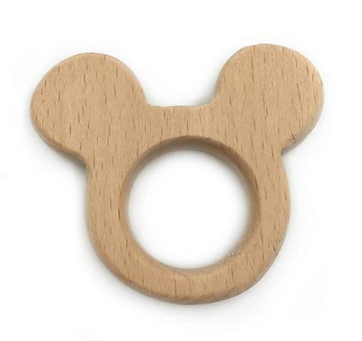 Drevená myška
