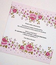 Papiernictvo - pozvanie na oslavu - 9633300_