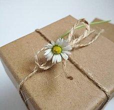 Drobnosti - Darčekové balenie - na drobnosti - 9638250_