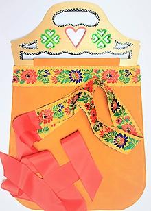 Veľké tašky - VIVA FOLK + opasok - 9639616_
