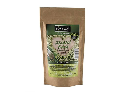 Zelená káva mixovaná, 200 g