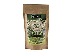 Potraviny - Zelená káva mixovaná, 200 g - 9637310_