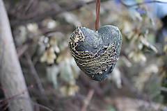 Dekorácie - Srdiečko z lásky - 9638121_