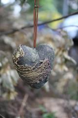 Dekorácie - Srdiečko z lásky - 9638122_