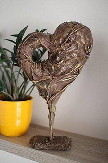 Socha - Kus srdca ♥ - 9638153_