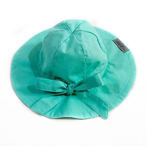 ddf686bd3 Detský klobúk mint / MoonriseFashion - SAShE.sk - Handmade Čiapky