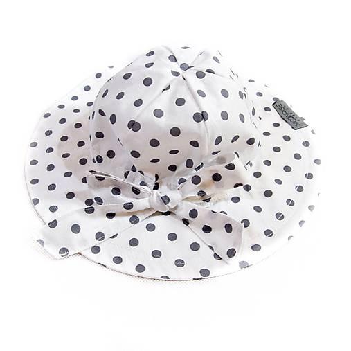 53c7cb60f Detský klobúk grey dots / MoonriseFashion - SAShE.sk - Handmade ...