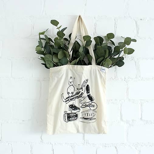Nákupná taška Mäsko