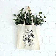 Nákupné tašky - Nákupná taška Pečivko - 9638495_