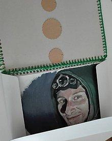 Obrazy - Portrét - darčekové prevedenie - 9637471_