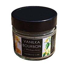 Potraviny - vanilkový cukor Bourbon 170g - 9639414_