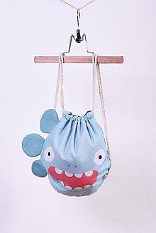 Detské tašky - Ruksačik Dinosaur - 9639643_