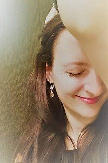 Náušnice - Swarovski Elegant - 9637001_