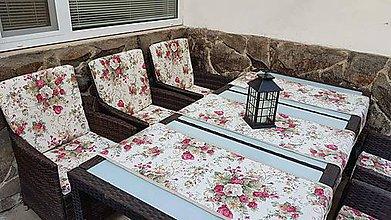 Úžitkový textil - Sedáky a obrusy ...šili sme na želanie - 9638870_