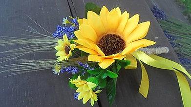 Pierka - Svadobné pierko pre ženícha - 9639449_