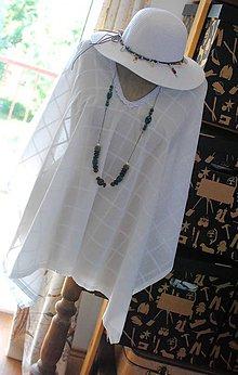 Iné oblečenie - Biele pareo II. - 9637085_