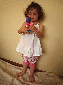 Detské oblečenie - Teplačky krátke - 9639869_