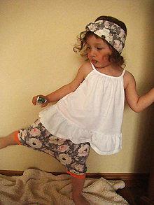 Detské oblečenie - Teplačky krátke - 9639890_