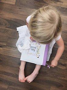 Papiernictvo - Spomienková kniha bábätka - 9640373_