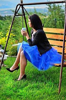 Sukne - Tylová sukňa - 9640080_