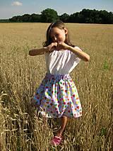 Detské oblečenie - suknica