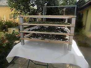Pomôcky - sito na sušenie húb a byliniek - 9640014_