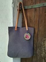 Veľké tašky - šedá - 9641626_