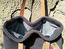 Veľké tašky - šedá - 9641629_