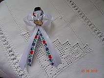 Pierka - Väčšie pierko  ľudová veselka - 9640959_