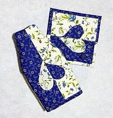 Úžitkový textil - Chňapka set - 8850927_
